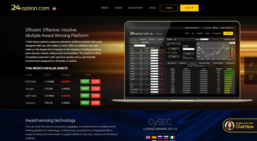 binary options forum ukrajina vikipedija