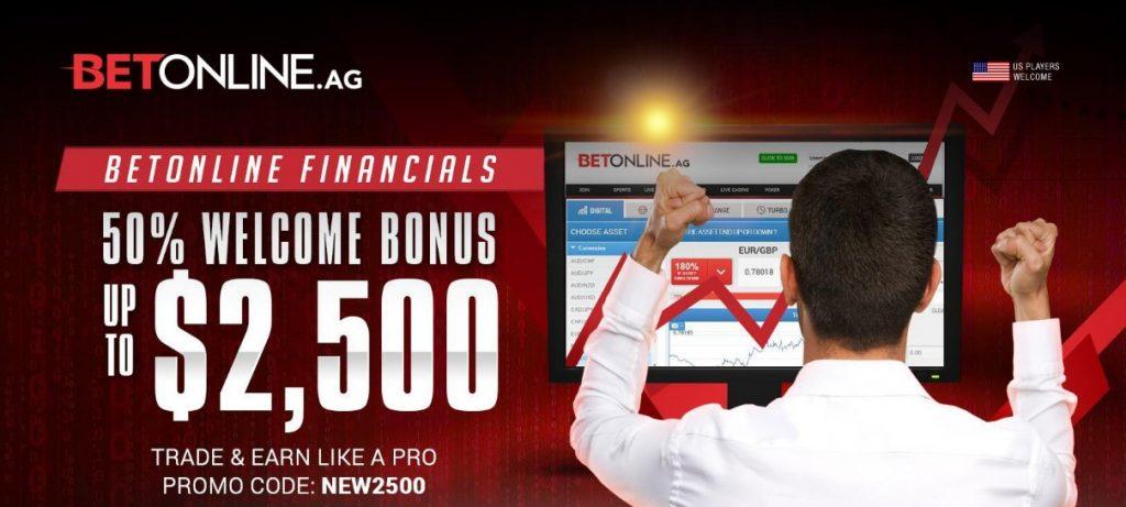Binary options casino