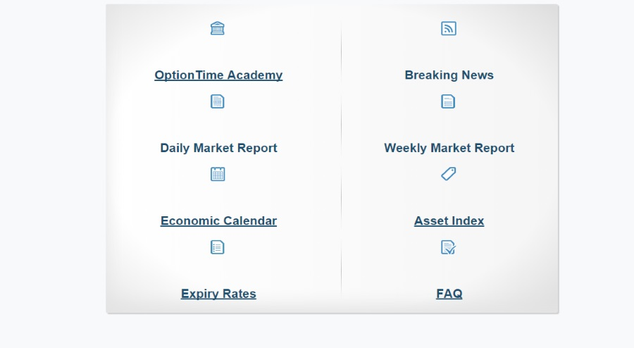 Optiontime binary review