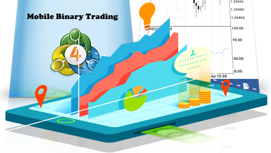 Mobile binary options trading